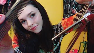✂️ Prim ASMR Haircut Act 💛