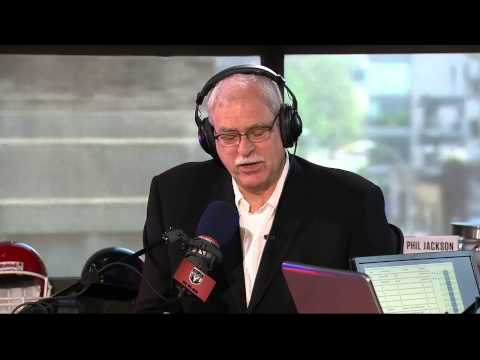 Phil Jackson on The Dan Patrick Show (Part I) 5/21/13