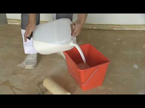 Peel stick vinyl plank floor tips how to make do for Preparing floor for vinyl