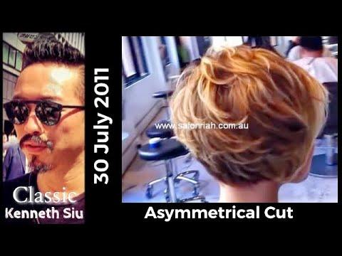 Kenneth Siu - Asymmetrical cut