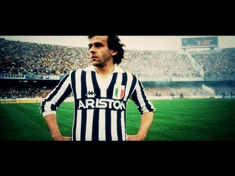 Michel Platini Best Goals & Amazing HD