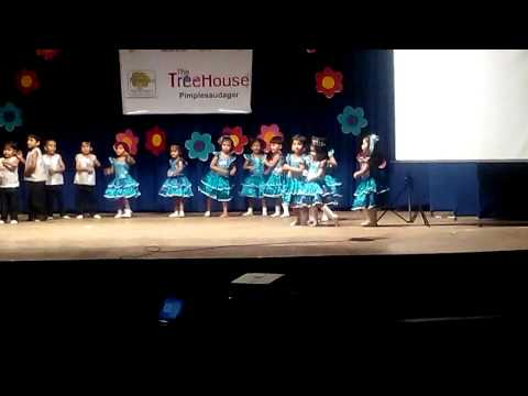 Ghode Jaisi Chaal Haathi Jaisi Dum - Kids Dancing -very Cute! video