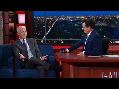 Anderson Cooper Wishes His Mom Hadn't Told Him This