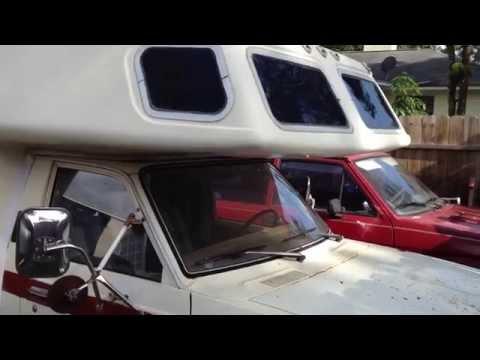 Toyota Chinook Newport