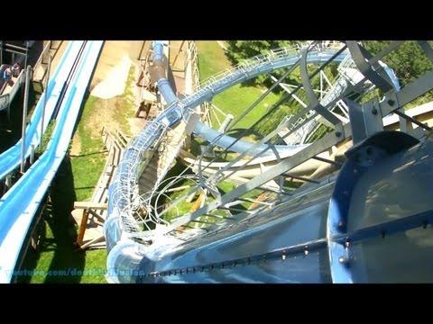 Black anaconda water coaster - photo#19