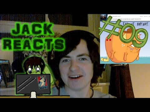 Jack Reacts to: Ask Jappleack - Episode 9