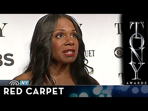 2014 Tony Awards: Red Carpet - Audra McDonald