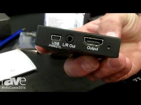 InfoComm 2016: AVProConnect Exhibits 18GB Scaler