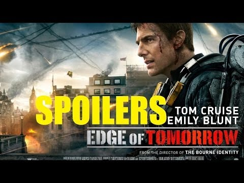 Edge of Tomorrow SPOILER Review - WeWatchedAMovie