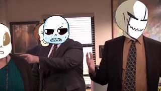 Undertale Short: Underverse's Fire Drill