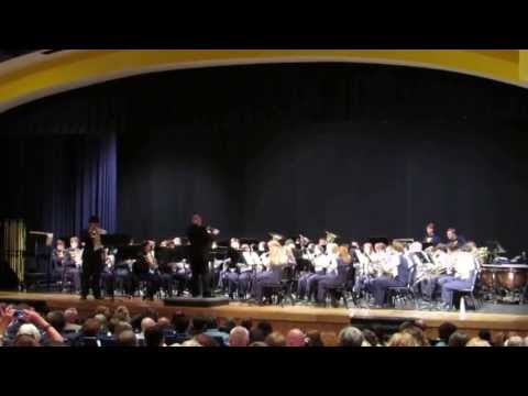 Walker Valley High School Band Wind Ensemble 2013: