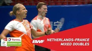 G2 | XD | TABELING/PIEK (NED) vs. LABAR/TRAN (FRA) | BWF 2019