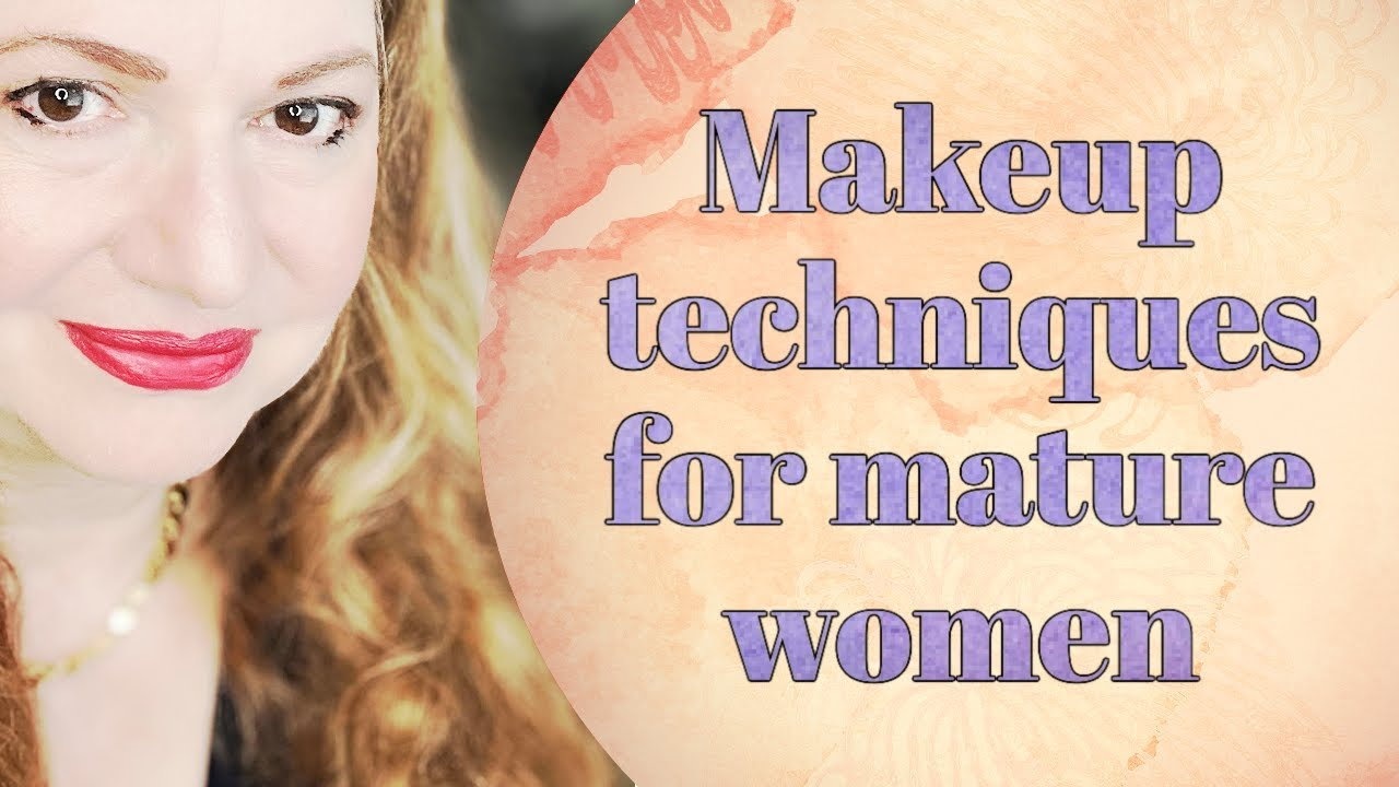 Best makeup for women over 50