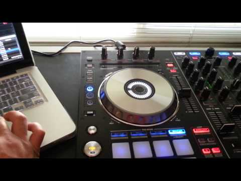 First look at Pioneer DDJ-SX