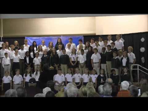 Salisbury Academy Grandpersons Day 20141017