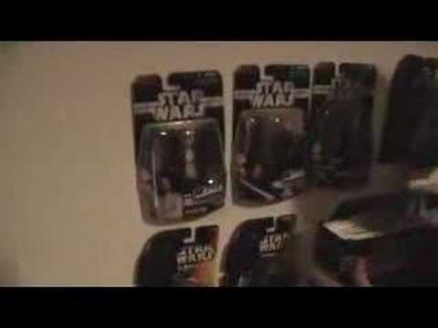 The Real Ultimate Star Wars Nerd's Bedroom Video