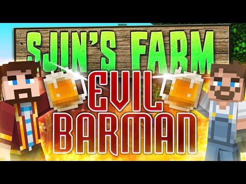 Minecraft - Sjin's Farm #94 - Evil Barman video