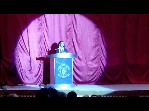 welcome speech for college inaugural function