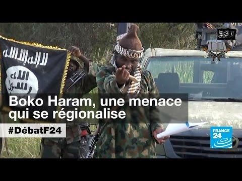 Nigeria : Boko Haram, une menace qui se régionalise - #DébatF24 (Partie 2)