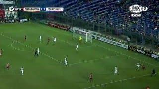 Cerro Porteño 3 - 2 Corinthians Copa Libertadores 2016