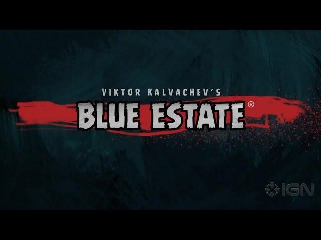 Blue Estate Xbox One Trailer