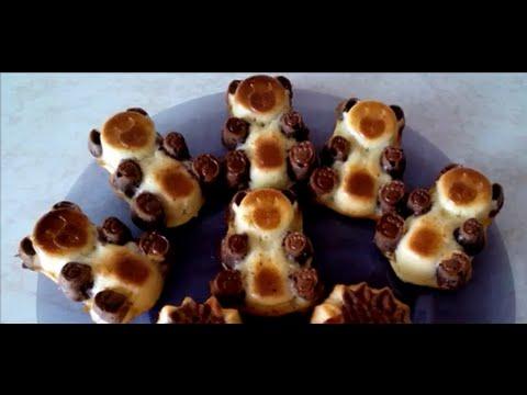 Барни Выпекаем детское пирожное Медвежонок Барни