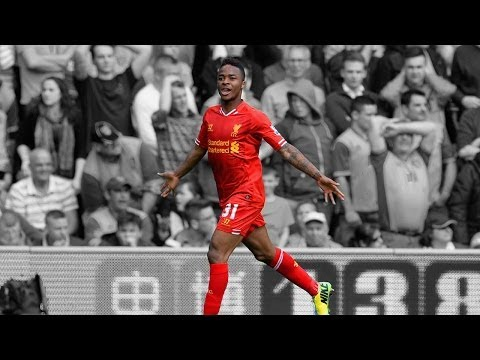 Best of Raheem Sterling | Amazing Talent from Liverpool | 720p