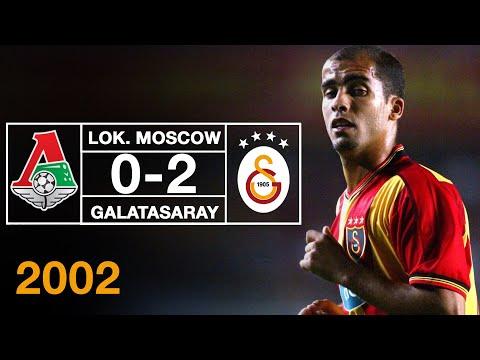 Nostalji Maçlar   2002-2003 Sezonu  Lokomotiv Moscow 0 - 2 Galatasaray