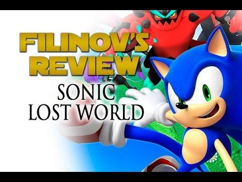 Filinov's Review - Sonic Lost World