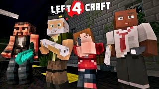Left 4 Craft Minecraft Animacion - Minecraft Animation