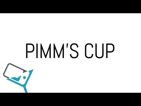 Pimm&#8217;s Cup &#8211; Cocktail Recipes for Drinks &#8211; Mixology &#8211; Pimms