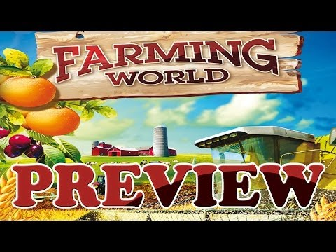 Farming World Preview