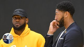 The LeBron James-Anthony Davis window is smaller than people think - Jorge Sedano | Jalen & Jacoby