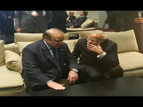 Narendra Modi Meets Nawaz Sharif On Sidelines Of Paris Climate Meet