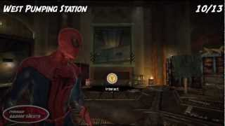 The Amazing Spider-Man - West Pumping Station Collectibles