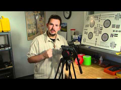 Manfrotto 504HD 2 Stage Tripod Review by Take One Film and Video