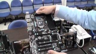 Full look at ASRock's range of Z77 Ivy Bridge motherboards