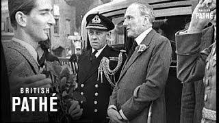 King Peter Of Yugoslavia In Britain (1941)