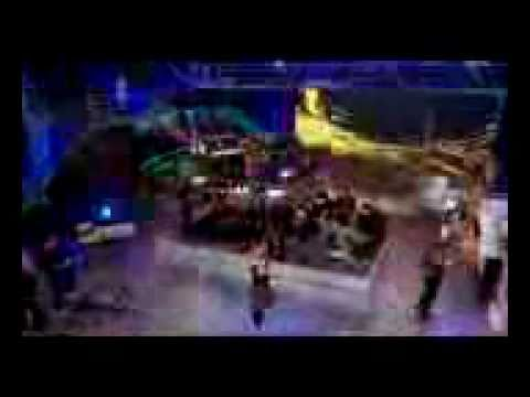 Tempo De Festa - Diante Do Trono No Faustão.3gp video