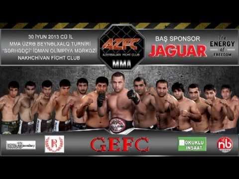 MMA International Tournament.