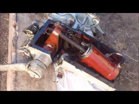 Mega uszkodzony podnośnik w C 360