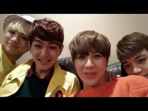 SHINee _At day's end, just for fun! Why So Serious?_Interview Clip