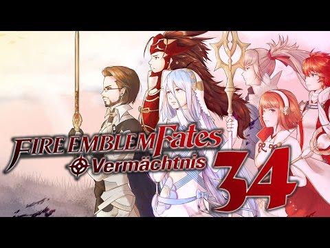 Let's Play Fire Emblem Fates: Vermächtnis [German] - #34 - Wieder vereint (mit Ju 1/?)