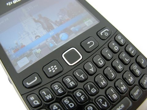 RIM BlackBerry Curve 3G 9310 Review