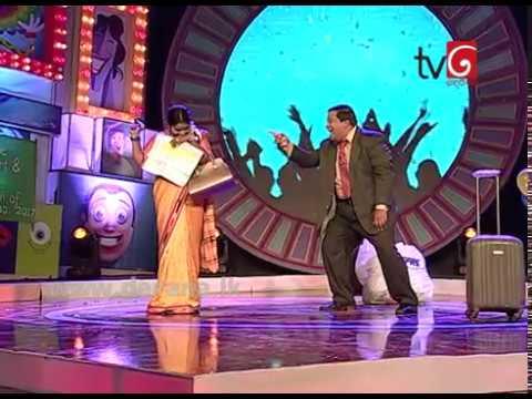 Hemantha & Nilanthi | මිනිස්ටර්ගෙ සෙකට්රි @ Star City Comedy Season ( 29-10-2017 )