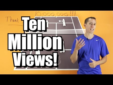 Ten Million Views - Thank You for Your Support!