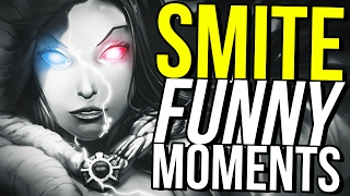 SMITE HAS BROKEN ME! (Smite Funny Moments)