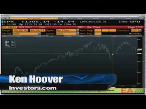 Apr 18 - Ken Hoover Investors.com Interview on TFNN - 2011