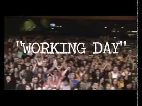 Ben Folds - A Working Day