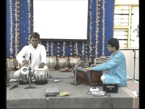 Tabla solo: Tala  Teental by Shri Bhooshan Munj